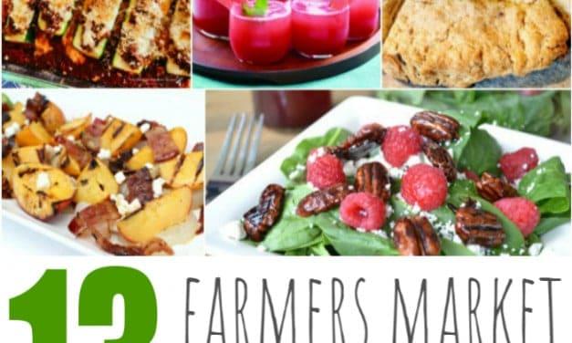 13 Luscious Farmers Market Recipes