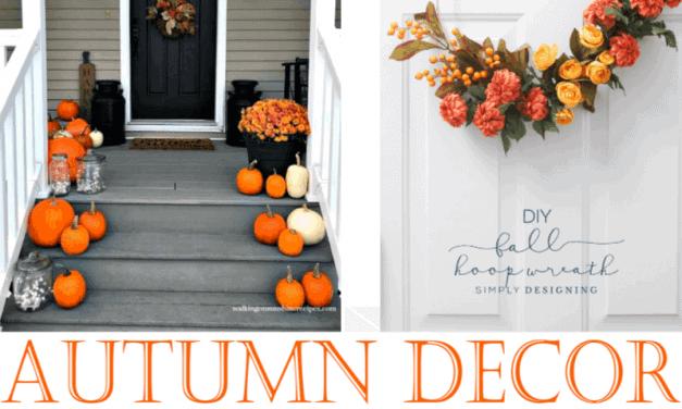 6 Easy Autumn Decor Ideas and Inspiration