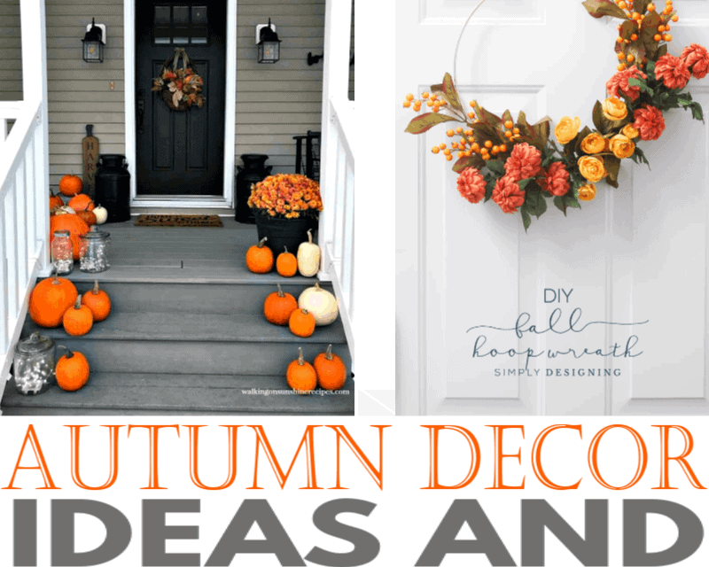 6 Easy Autumn Decor Ideas and Inspiration
