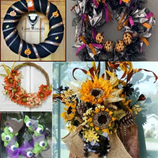 7 One-of-a-Kind Wreaths That You Can Totally DIY This Weekend