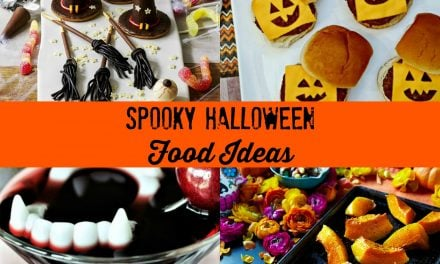 7 Spooky Halloween Food Ideas