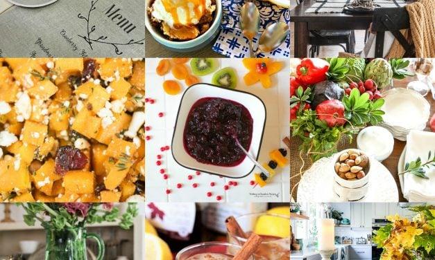 Farmhouse Style Ideas for Thanksgiving