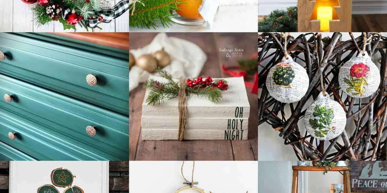 Festive Farmhouse Decor Ideas