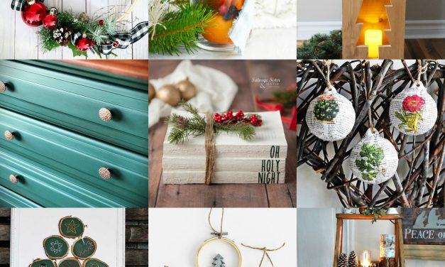 Festive Farmhouse Decor Ideas