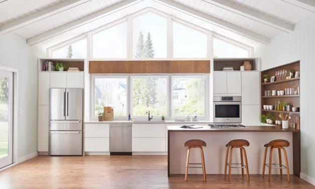 Premium Kitchen Flow with Bosch Counter-Depth Refrigerators