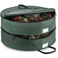 Christmas Wreath Storage (for 2 Wreaths)