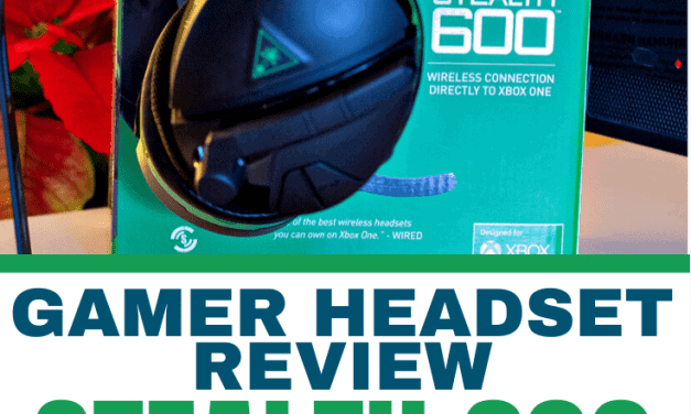 Turtle Beach Stealth 600 Headset for Xbox One