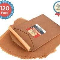 Non-Toxic Parchment Paper Baking Sheets