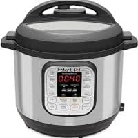 Large Instant Pot - this is the one I own and use several days a week