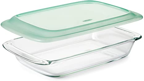 Glass Baking Dish with Lid