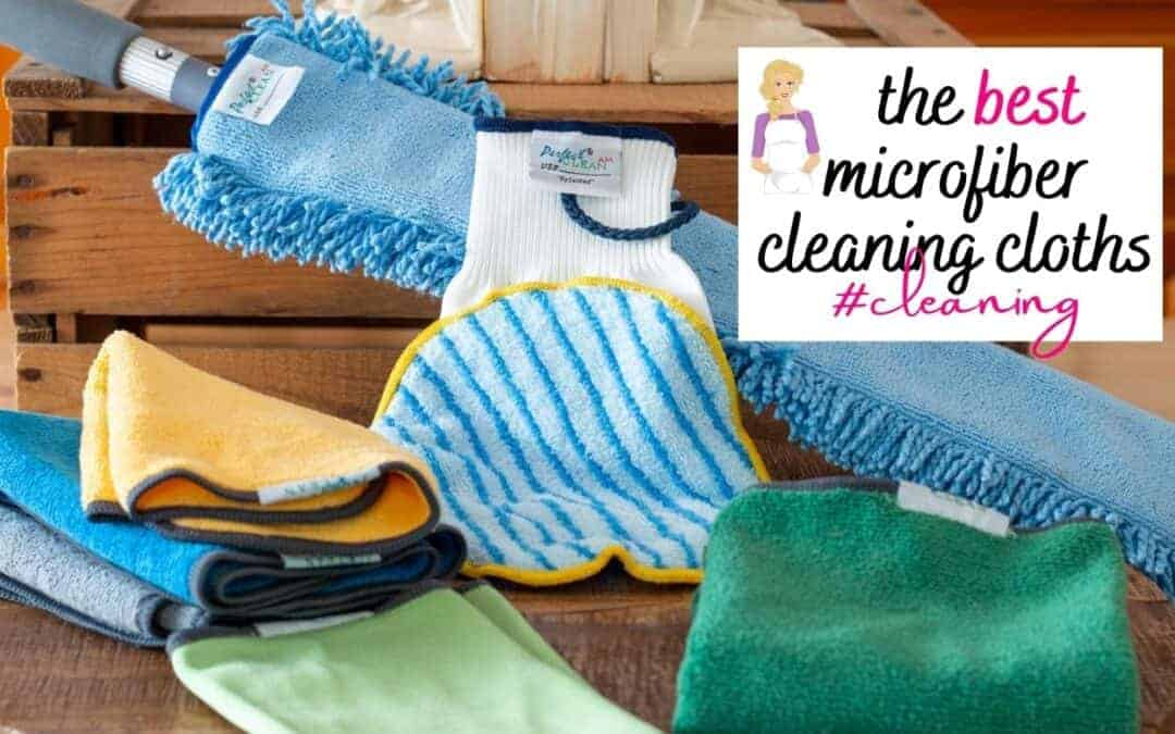 The Best Microfiber Cleaning Cloths