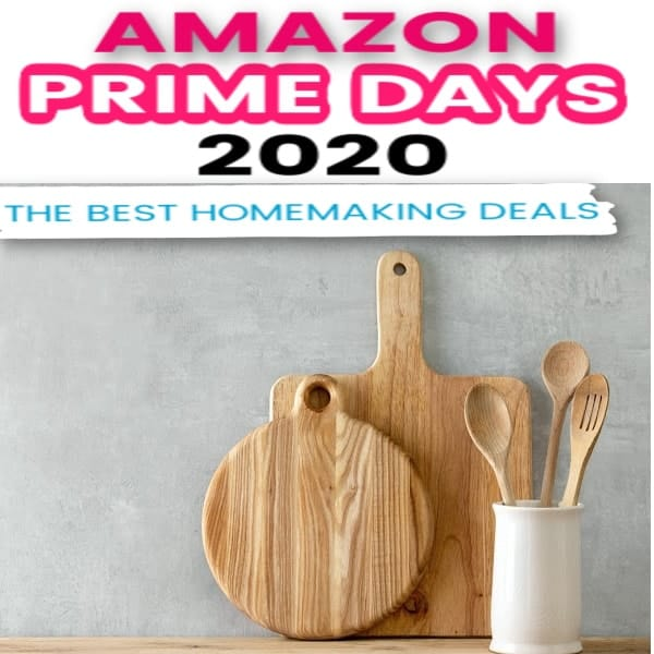 Prime Day Deals for the Homemaker