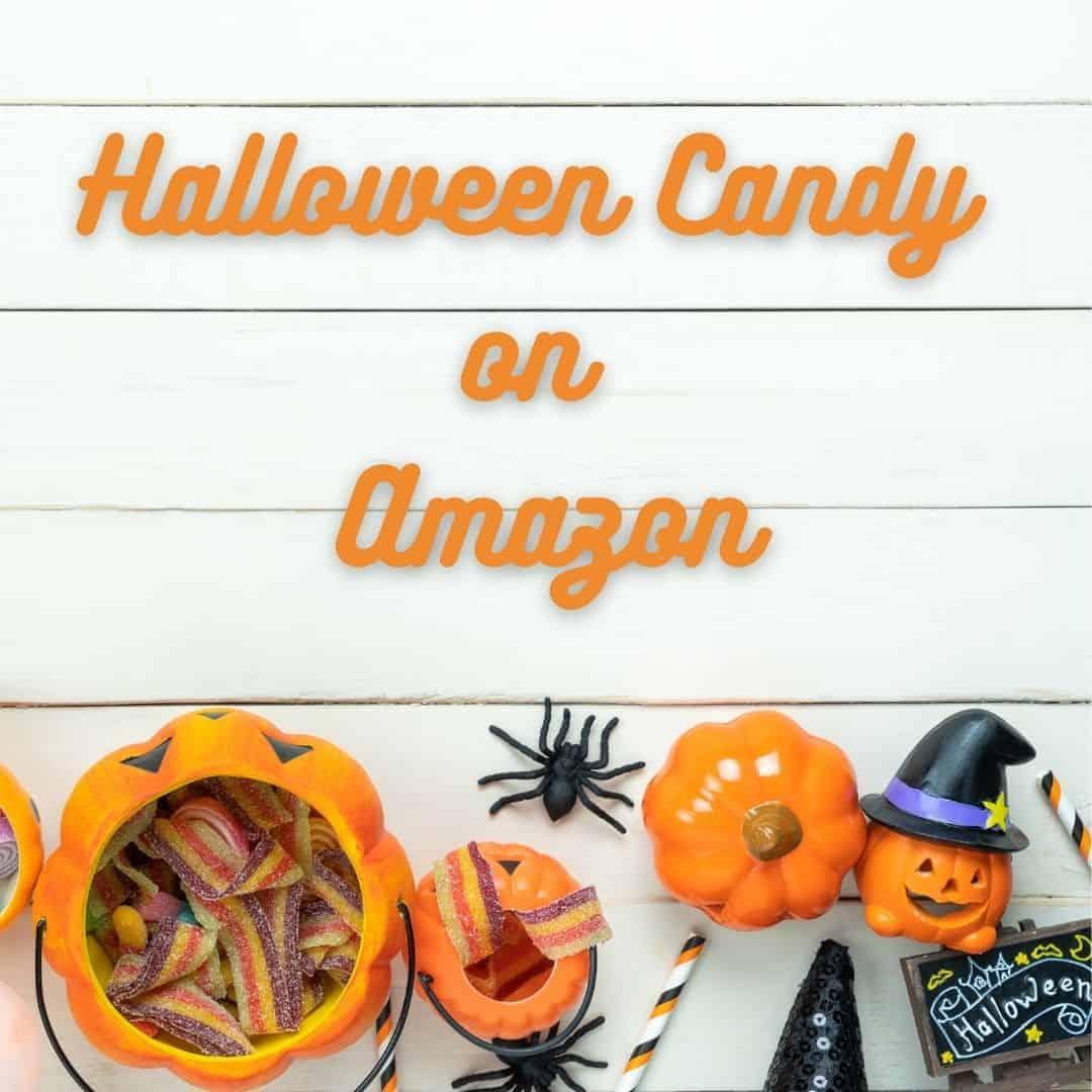 Halloween Candy On Amazon