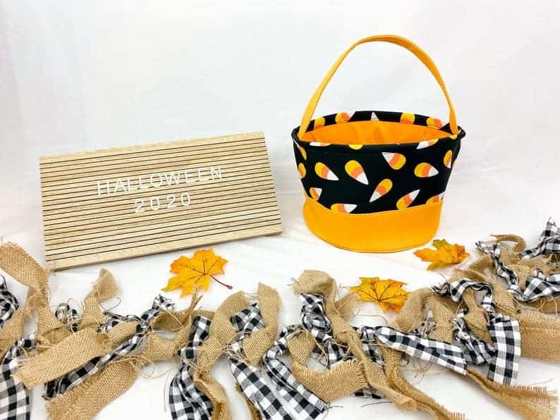 Halloween Treat or BOO Bag - Can be Personalized!