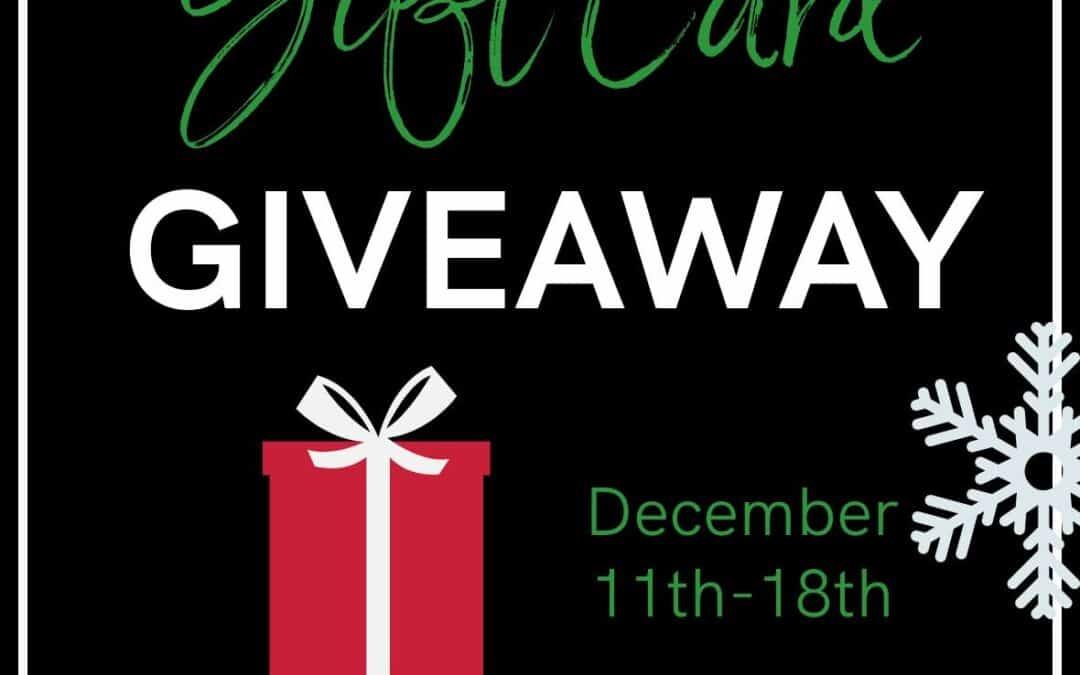 $125.00 Amazon Gift Card Giveaway