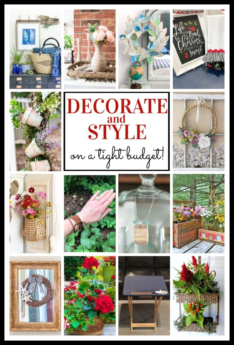 14 Gorgeous Ideas for Decorating with Style on a Budget